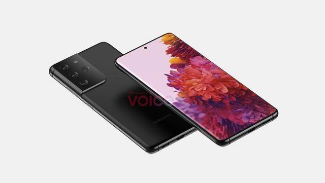 Samsung Galaxy S21, Plus e Ultra: nuovo design, colori e debutto a gennaio - image  on https://www.zxbyte.com