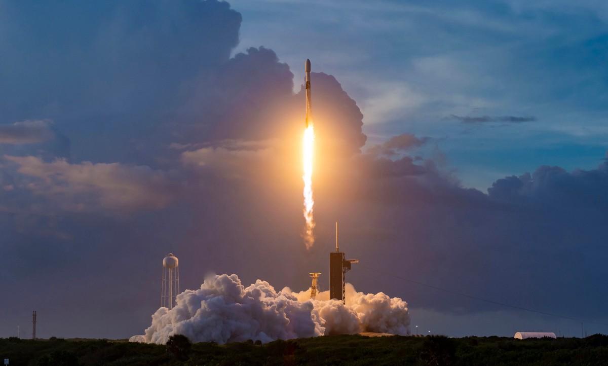 SpaceX: la 20^ missione Starlink è un s …