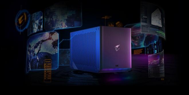 Da Gigabyte la prima eGPU con GeForce RTX 30 raffreddatata a liquido - image  on https://www.zxbyte.com