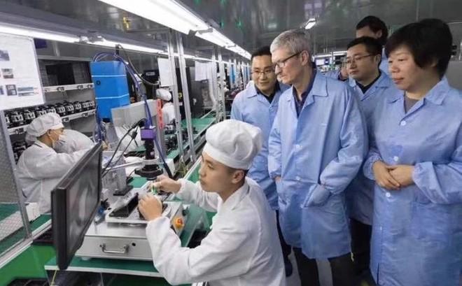 Apple vuole staccarsi dalla Cina: la produzione di Mac e iPad in Vietnam? - image  on https://www.zxbyte.com