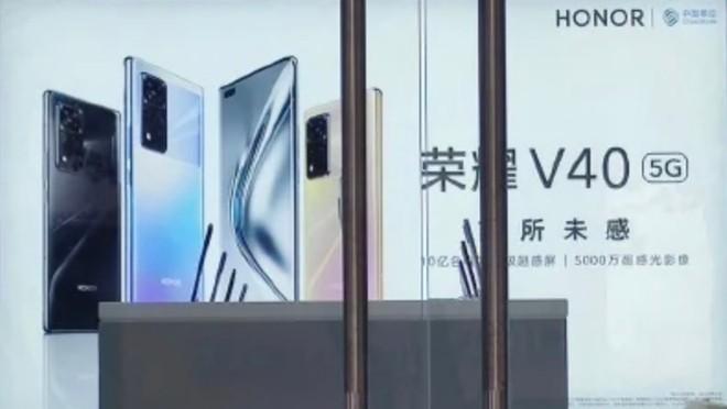 Honor V40: lancio spostato al 22 gennaio   Rendering, foto e Video teaser - image  on https://www.zxbyte.com