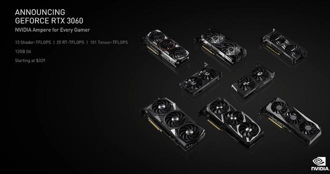 NVIDIA GeForce RTX 3060 avvistata su Amazon Italia a 530 euro - image  on https://www.zxbyte.com