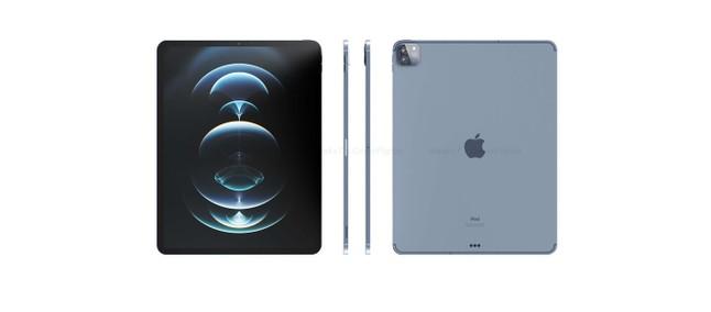 """iPad Pro 2021 da 12.9"""": disegni CAD e render confermano un ..."""