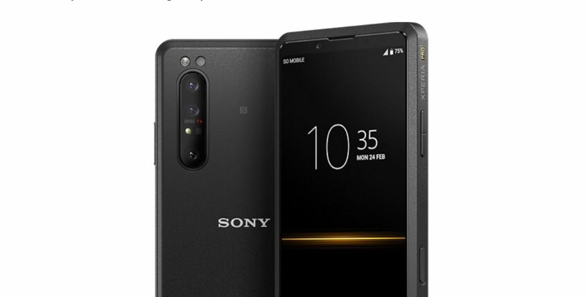 Sony Xperia Pro resiste alla grande alle …