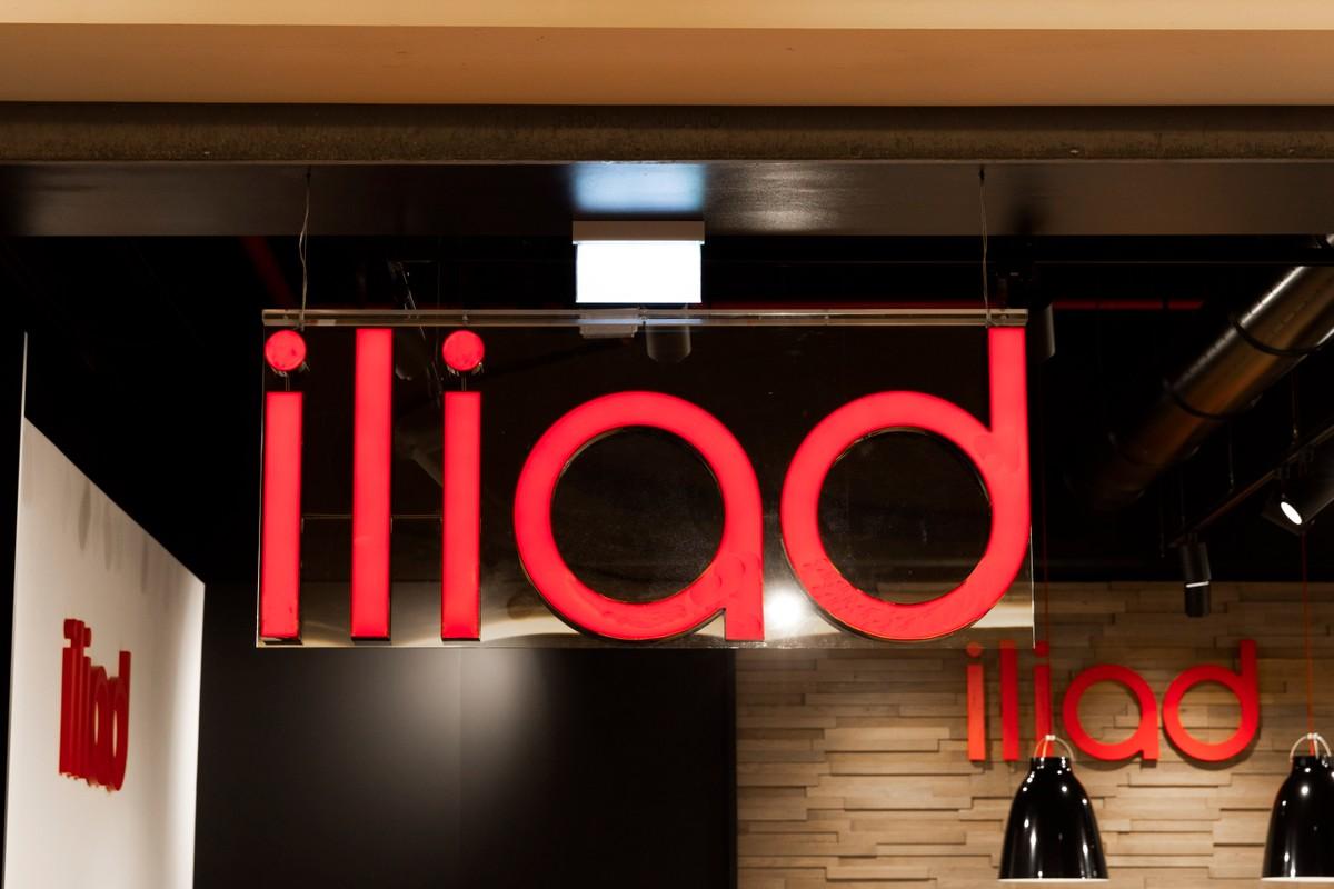 Iliad Express, la SIM si acquista mentre si fa la spesa o acquista un libro