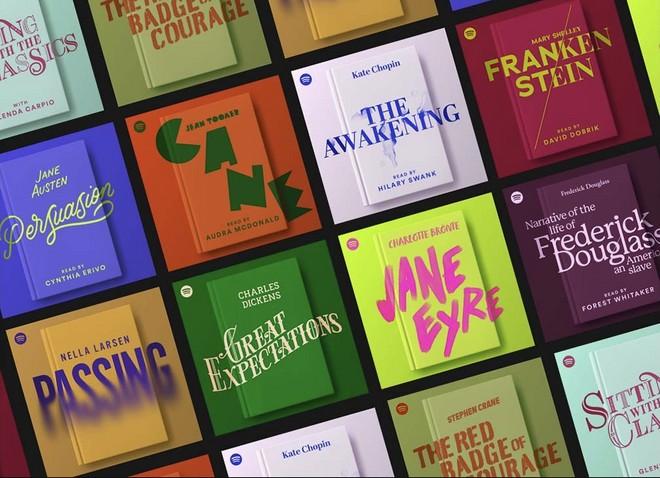 Spotify si interessa anche di audiolibri: prime produzioni originali - image  on https://www.zxbyte.com