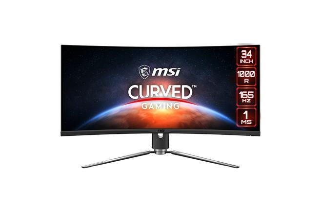MSI MPG ARTYMIS 343CQR ufficiale: monitor ottimizzato anche per console - image  on https://www.zxbyte.com