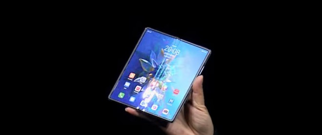 Huawei Mate X2, la piega c'è e si vede - image  on https://www.zxbyte.com