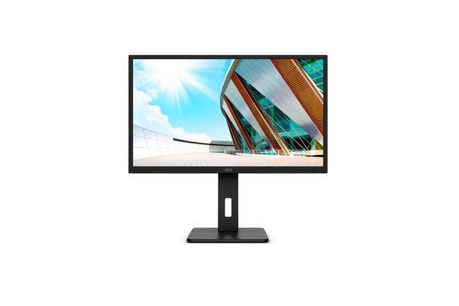 AOC: i nuovi monitor P2 ad alta risoluzione sono l'ideale per lavorare - image  on https://www.zxbyte.com