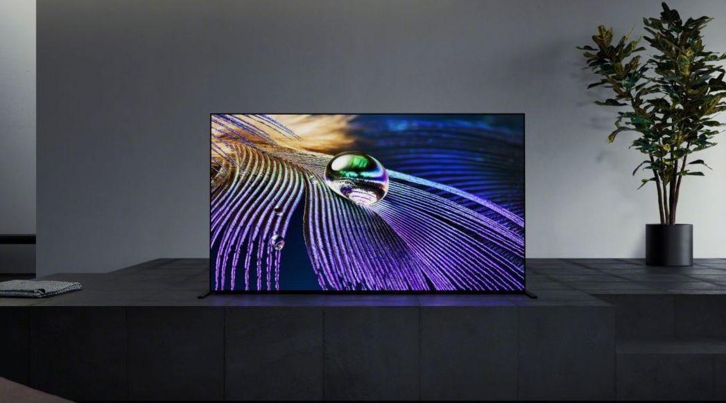 Google TV Sony A90J, X90J e X85J: in arr …