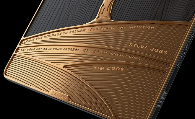 Caviar, oro e diamanti per iPad Pro e iPhone 12 Pro: prezzi fino a 185.000 dollari - image  on https://www.zxbyte.com