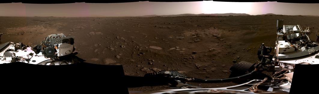 Mars 2020 Perseverance: a che punto siam …
