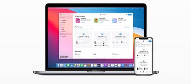 Apple lancia una nuova pagina con le etichette sulla privacy di tutte le sue app - image  on https://www.zxbyte.com