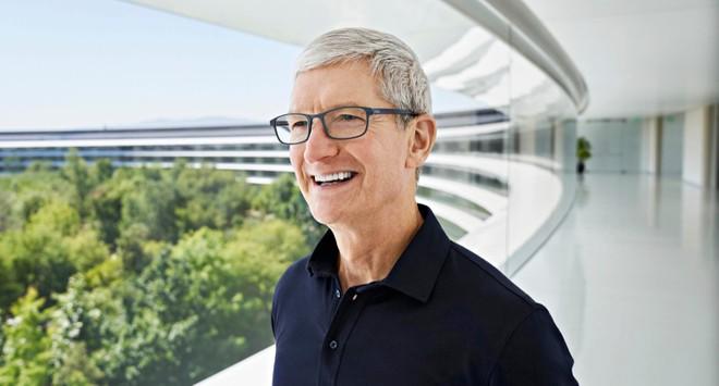 Tim Cook non vede l'ora che i dipendenti possano tornare ad Apple Park - image  on https://www.zxbyte.com