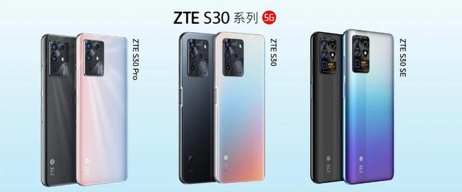 ZTE Blade S30, S30 Pro e S30 SE ufficiali in Cina: 5G a buon prezzo - image  on https://www.zxbyte.com