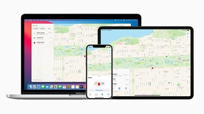 Apple, anche accessori di terze parti rintracciabili tramite l'app Dov'è - image  on https://www.zxbyte.com
