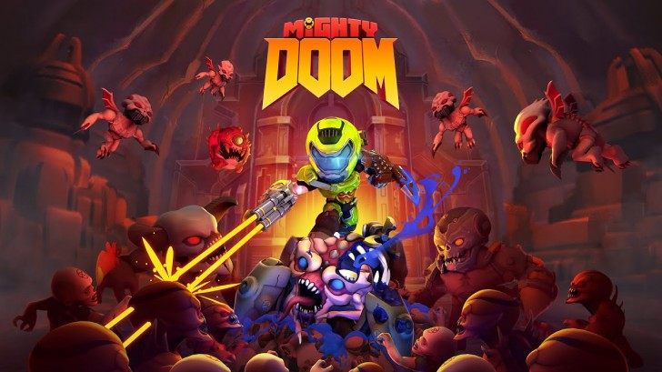 Mighty DOOM, i demoni di Bethesda sbarca …