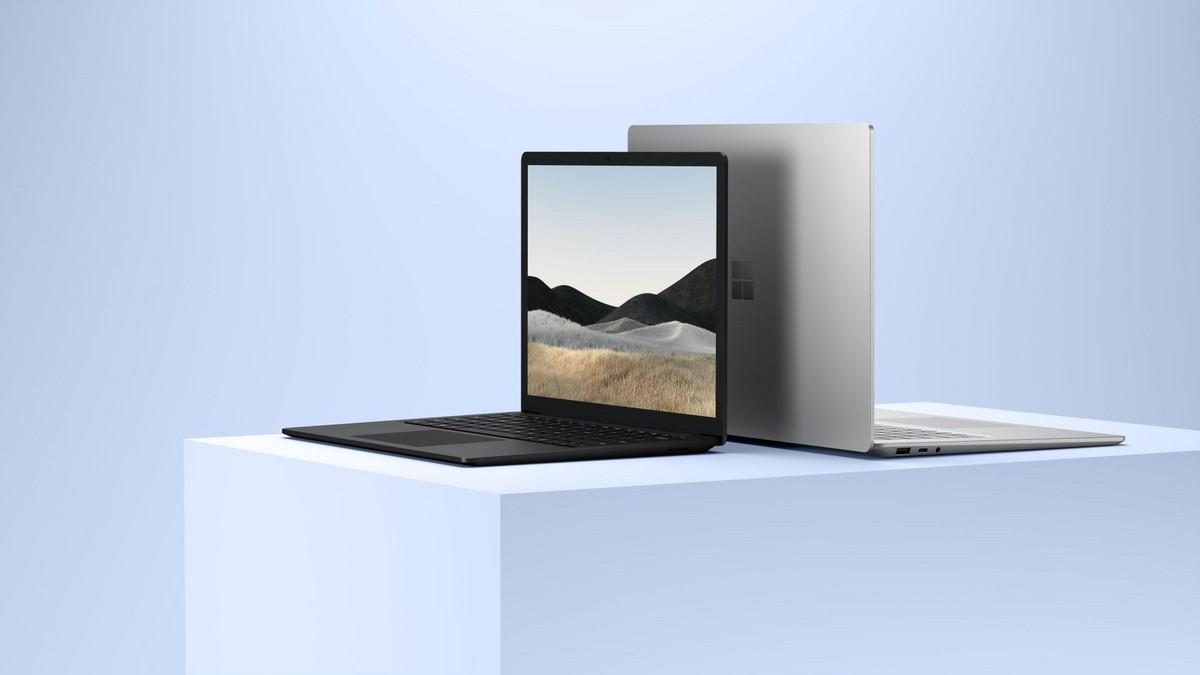 Microsoft Surface Laptop 4 ufficiale, co …