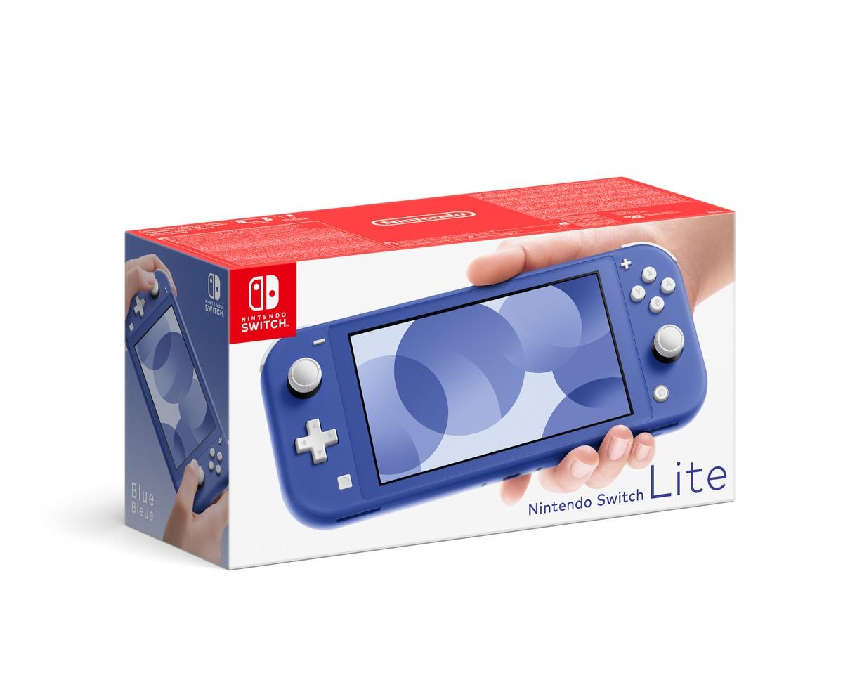 Nintendo Switch Lite arriva anche in ver …