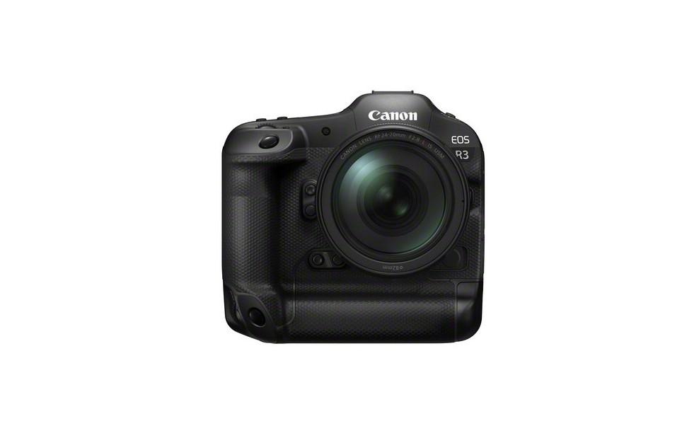 Canon EOS R3, la mirroless che promette  …