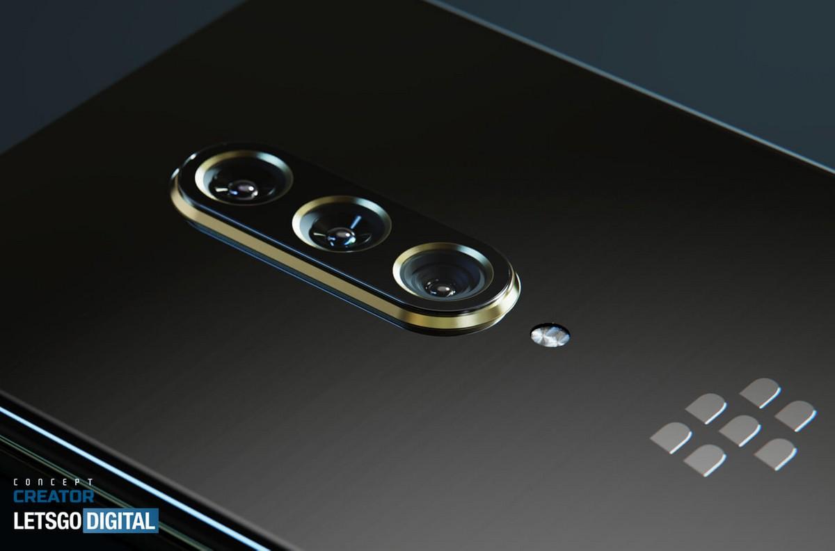 BlackBerry sta per tornare con uno smart …