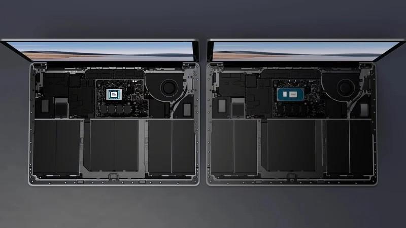 Microsoft Surface Laptop 4, uno sguardo  …