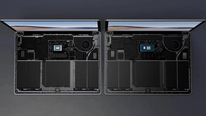 Microsoft Surface Laptop 4, uno sguardo all'interno e qualche curiosità - image  on https://www.zxbyte.com