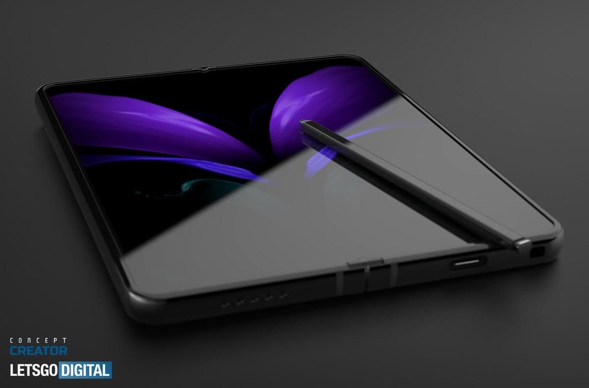 Galaxy Z Fold 3: S Pen sì, ma non integ …