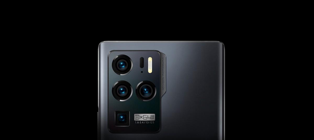 ZTE Axon 30 Ultra ufficiale: via la cam  …