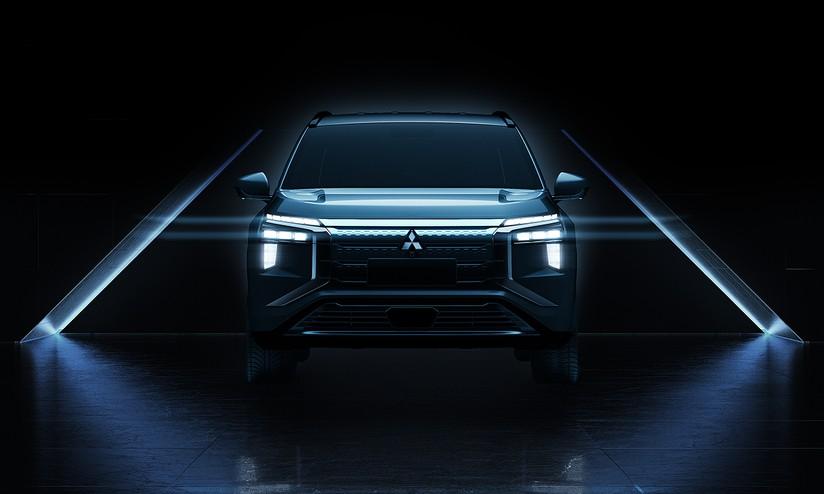 Mitsubishi Airtrek: teaser del nuovo SUV elettrico per la Cina - HDmotori.it