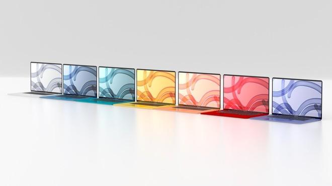 Anche MacBook Air sarà multicolore come gli iMac   Prosser - image  on https://www.zxbyte.com