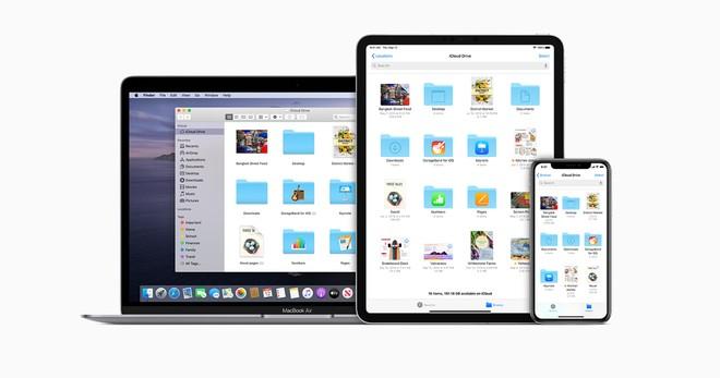 Apple integrerà da maggio 2022 il servizio Documenti e dati con iCloud Drive - image  on https://www.zxbyte.com
