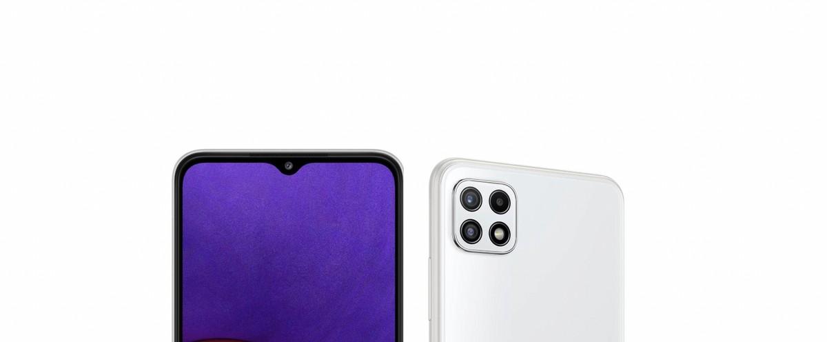 Samsung raddoppia con Galaxy A22 5G e 4G: ecco render e specifiche