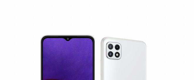 Samsung raddoppia con Galaxy A22 5G e 4G: ecco render e specifiche - image  on https://www.zxbyte.com