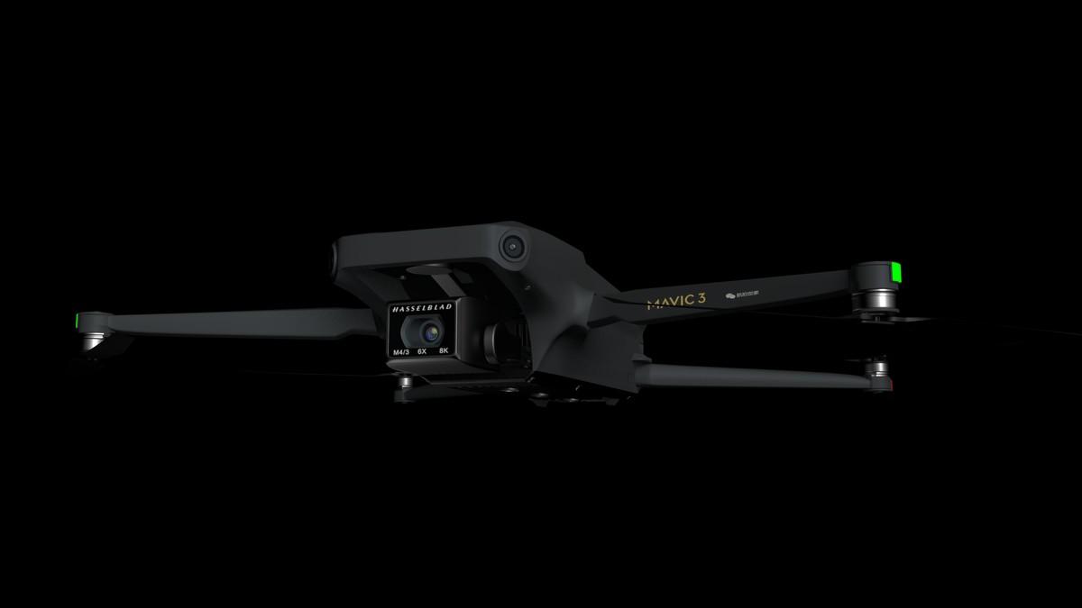 Mavic 3 sarà un drone di qualità super …
