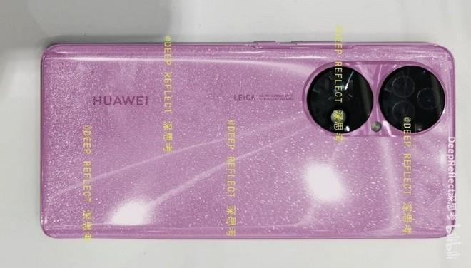 Huawei P50, warna ini bukan untuk semua orang