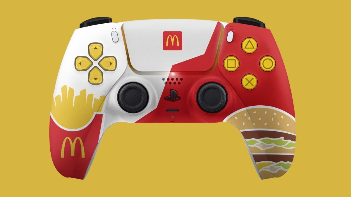 Sony frena McDonald's: il DualSens …