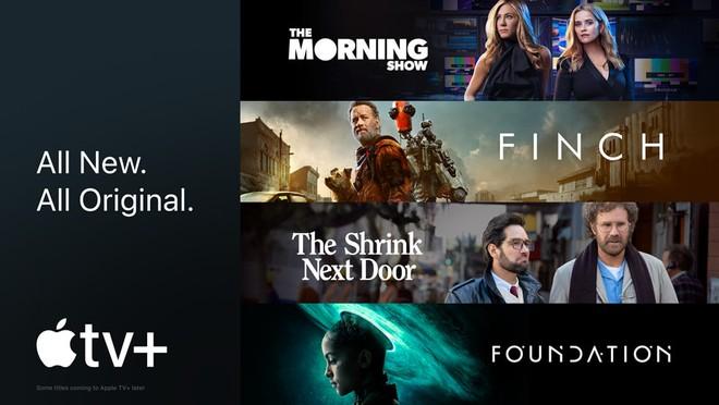Apple TV+, le produzioni autunnali presentate con un inedito trailer - image  on https://www.zxbyte.com