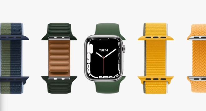 Apple Watch Series 7: invariati processore e (per fortuna) compatibilità con i cinturini - image  on https://www.zxbyte.com