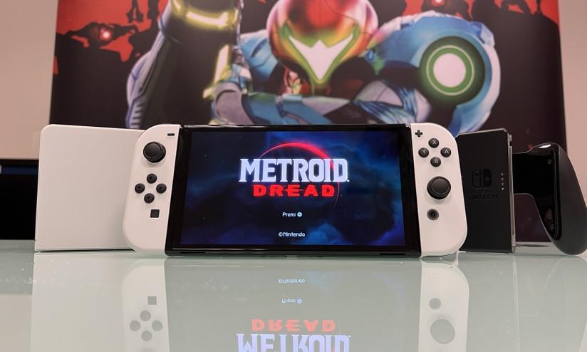 Abbiamo provato Metroid Dread su Switch OLED | Video live - HDblog.it